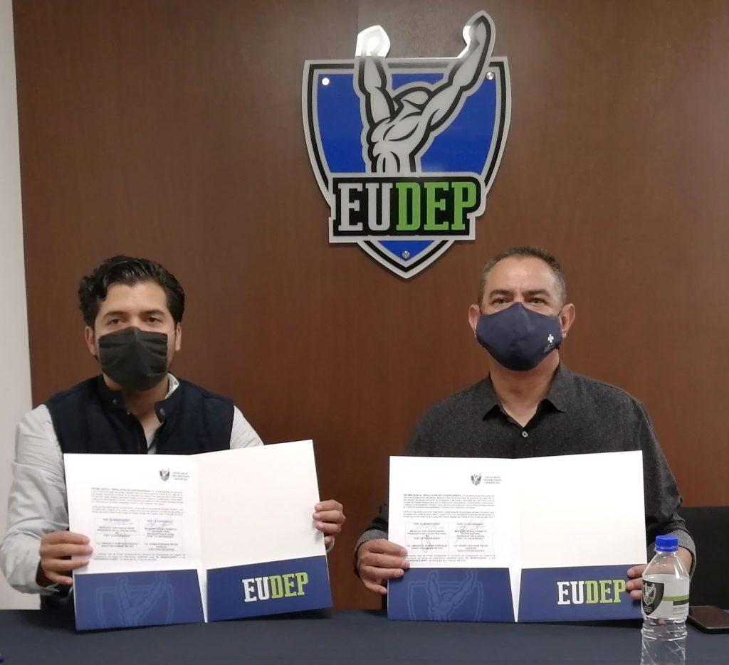 Eudep firma importante convenio con la Liga Nacional Mx de Futbol ...